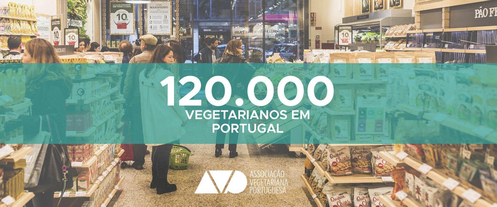 120.000 vegetarianos