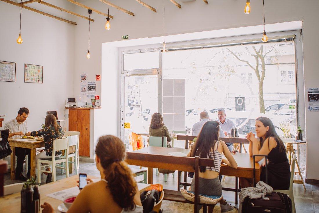 , FoodPrintz Cafe